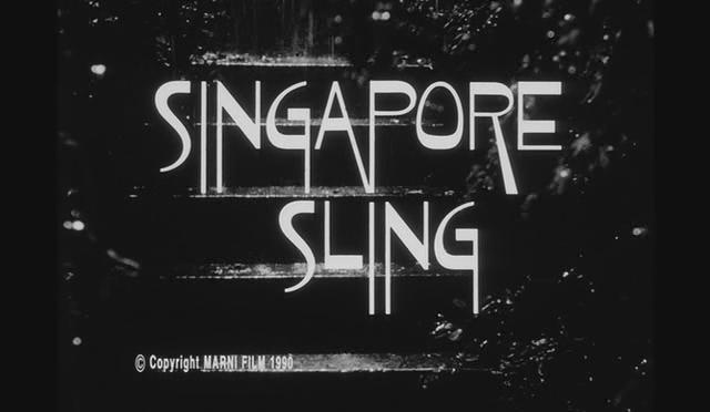 Singapore Sling 1