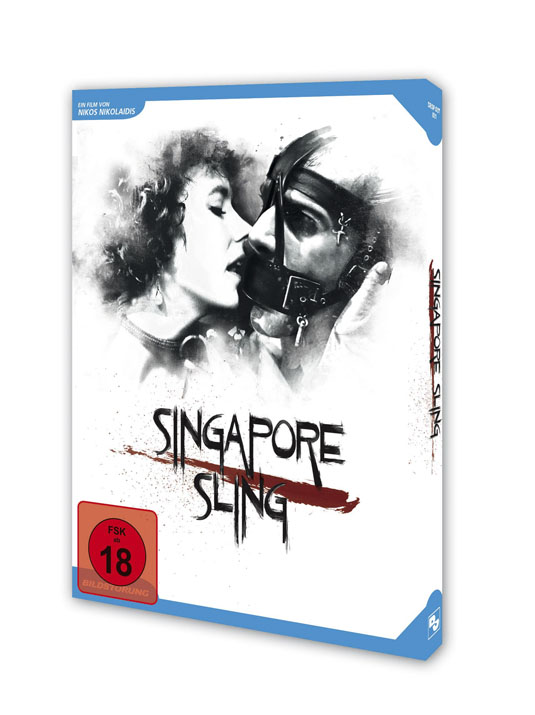 SINGAPORE SLING BLU-RAY 3D mit FSK