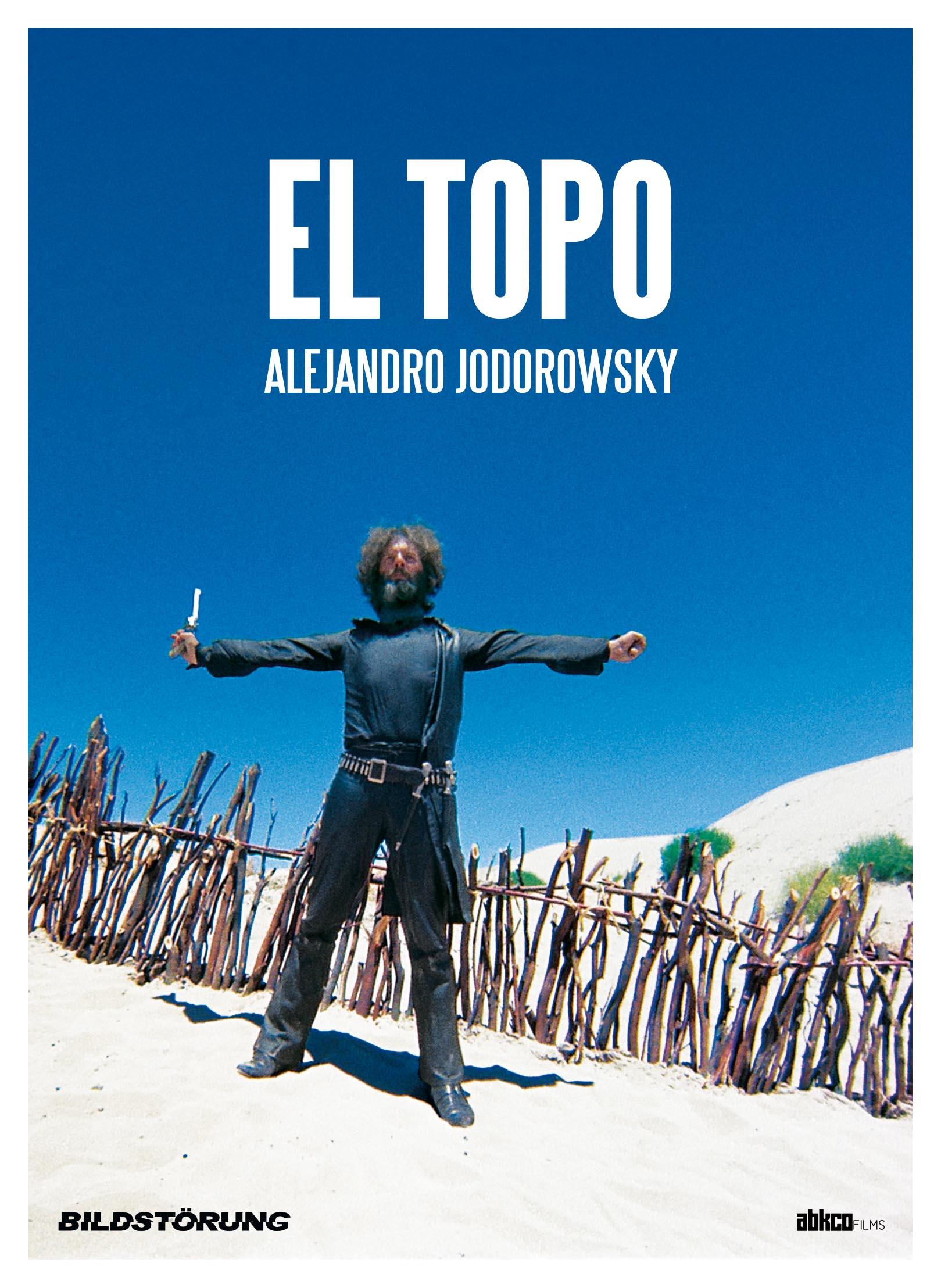 EL TOPO Cover