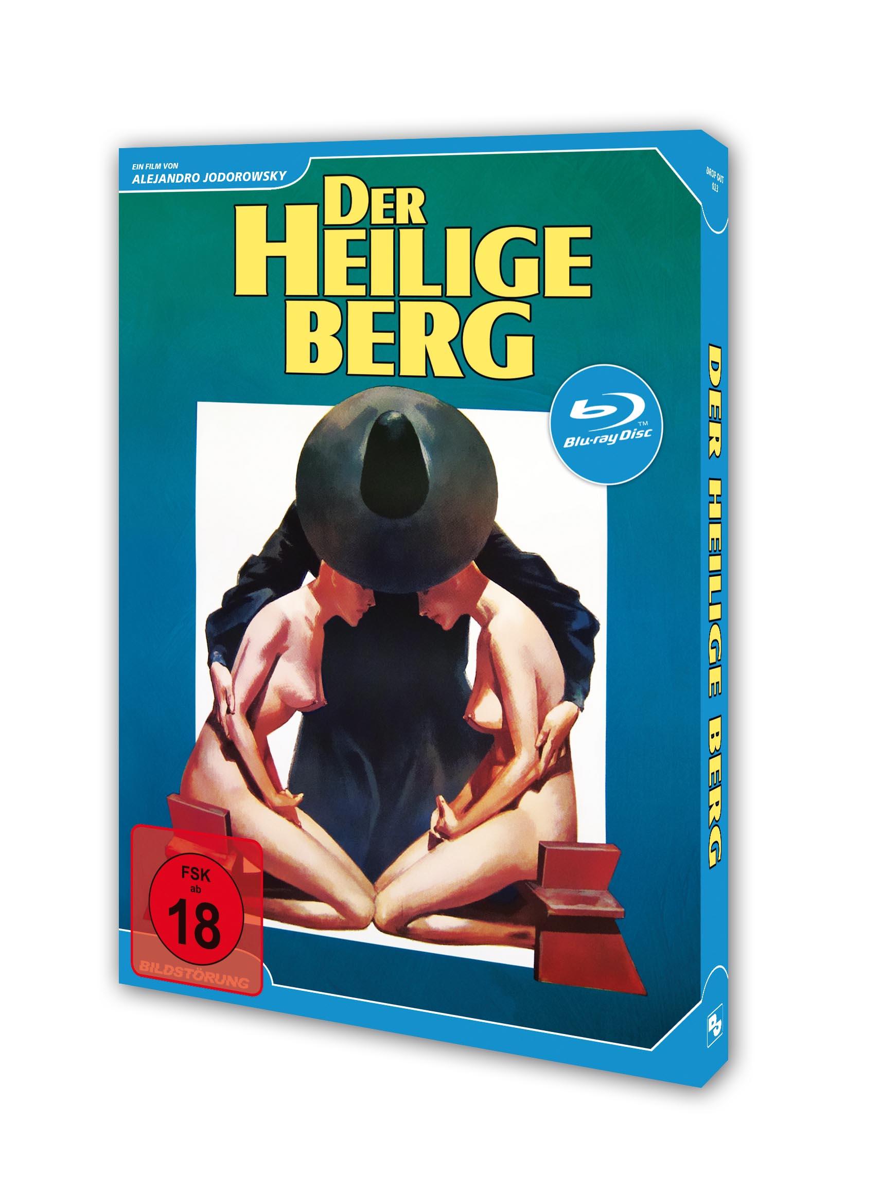 DER HEILIGE BERG Blu-ray Packshot