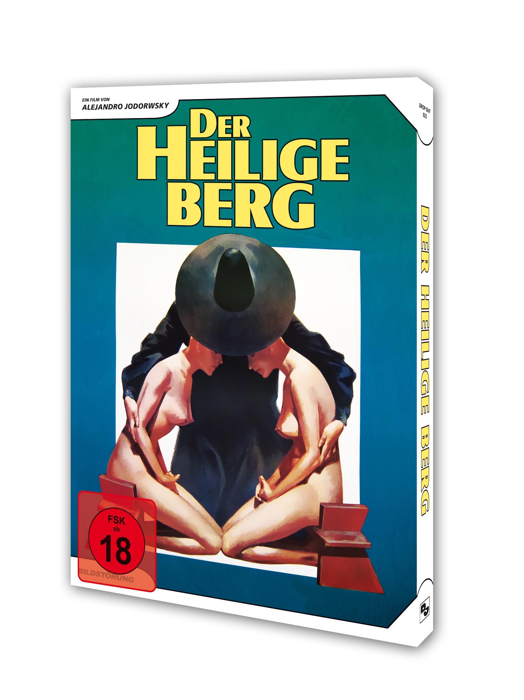 DER HEILIGE BERG DVD Packshot