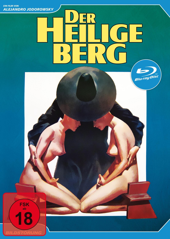 DER HEILIGE BERG Blu-ray Cover