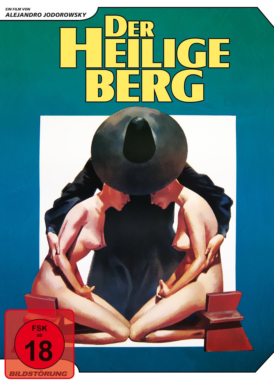 DER HEILIGE BERG DVD Cover