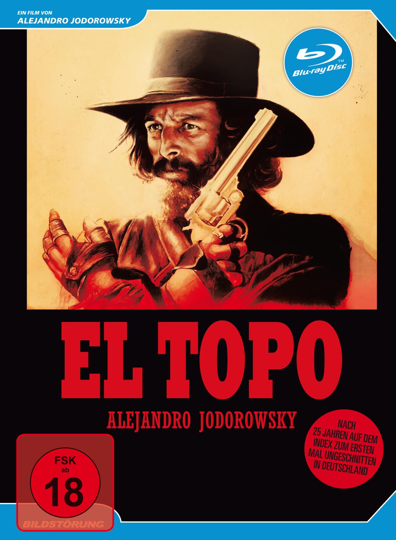 EL TOPO Blu-ray Cover