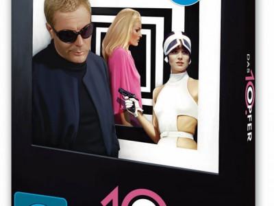 Artwork der Blu-ray für das 10. Opfer