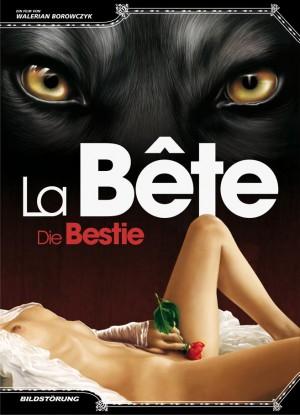 La Bete_Cover