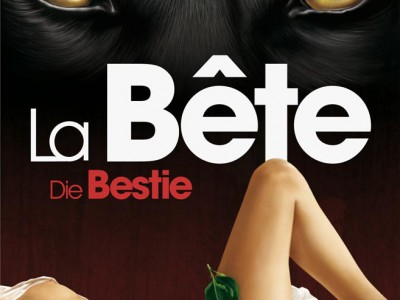 La Bête DVD Artwork