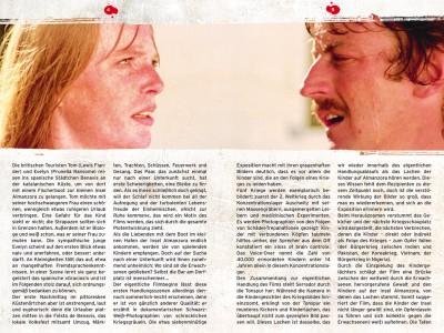 Das Booklett – Seite 4-5