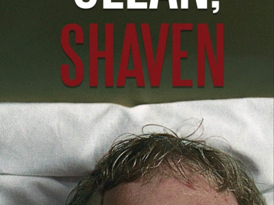 Clean, Shaven — Artwork der DVD