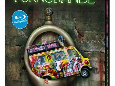Artwork für die Blu-ray