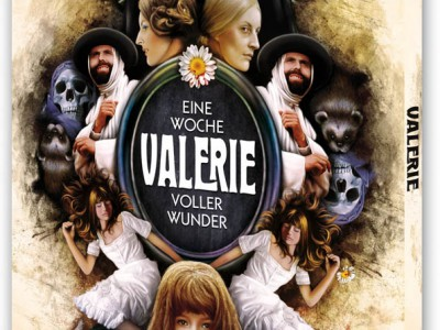 Valerie DVD Artwork