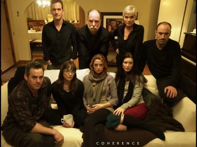 Die Schauspieler in Coherence