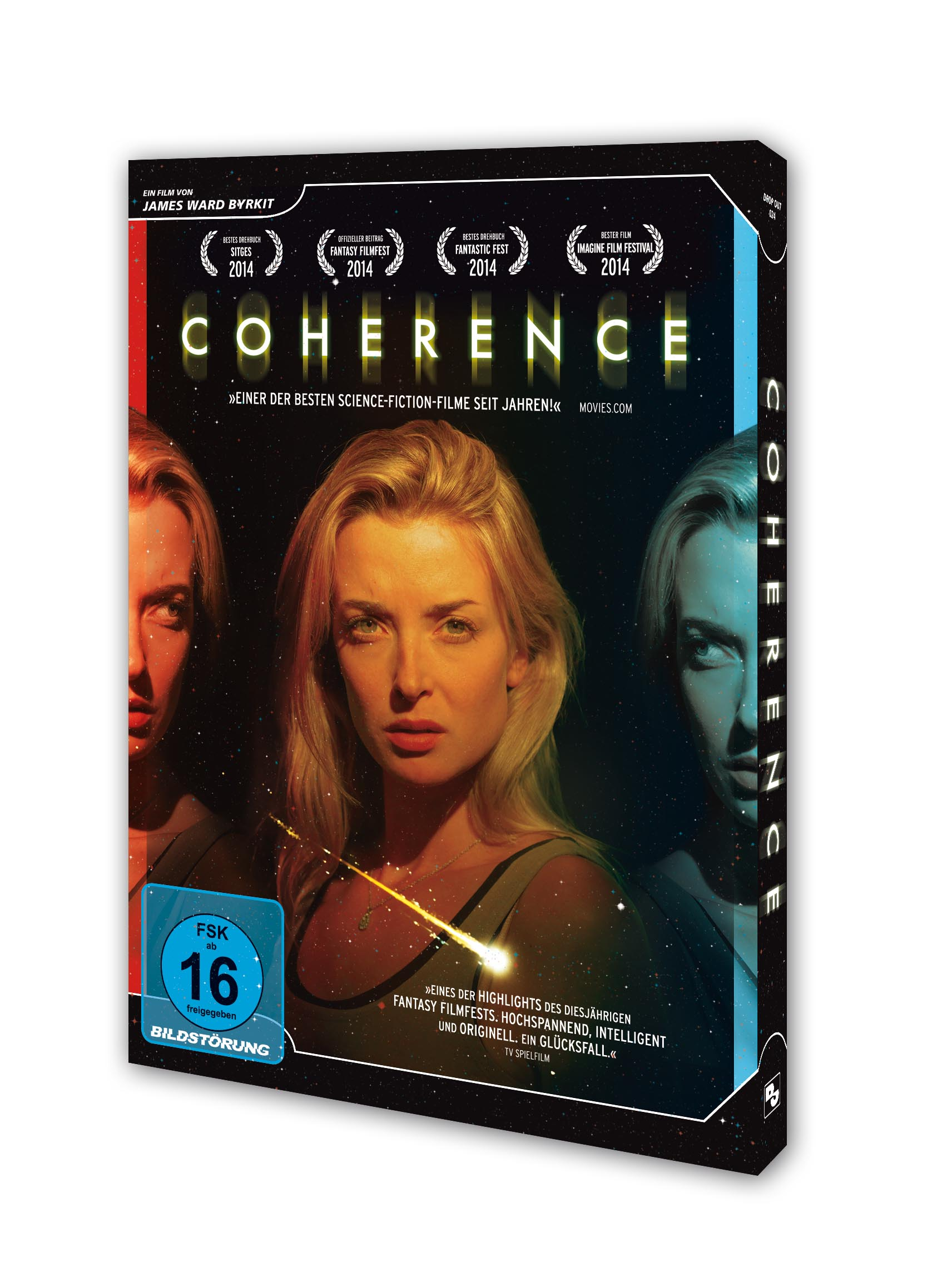 DVD Packshot