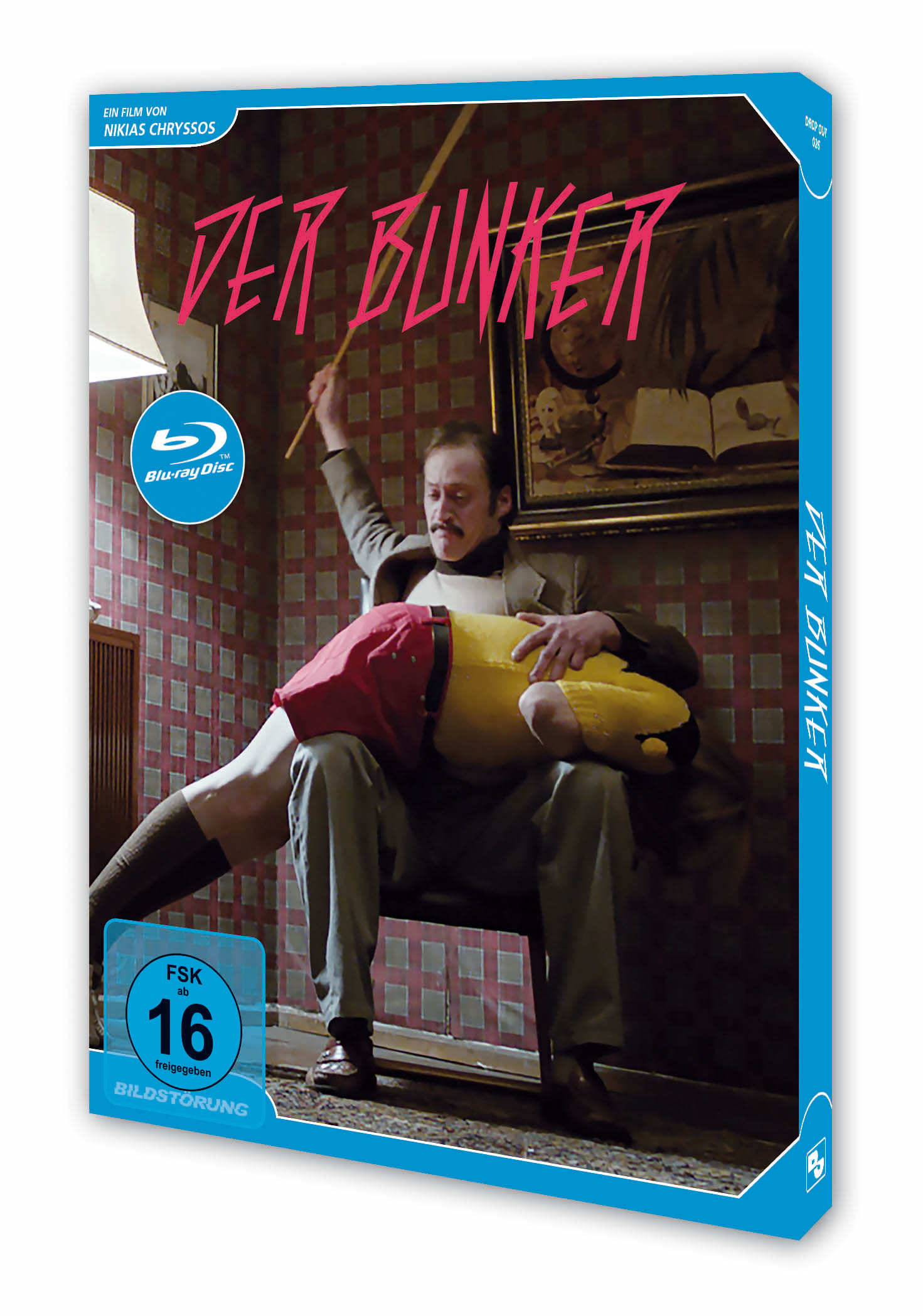Packshot Blu-ray 3D