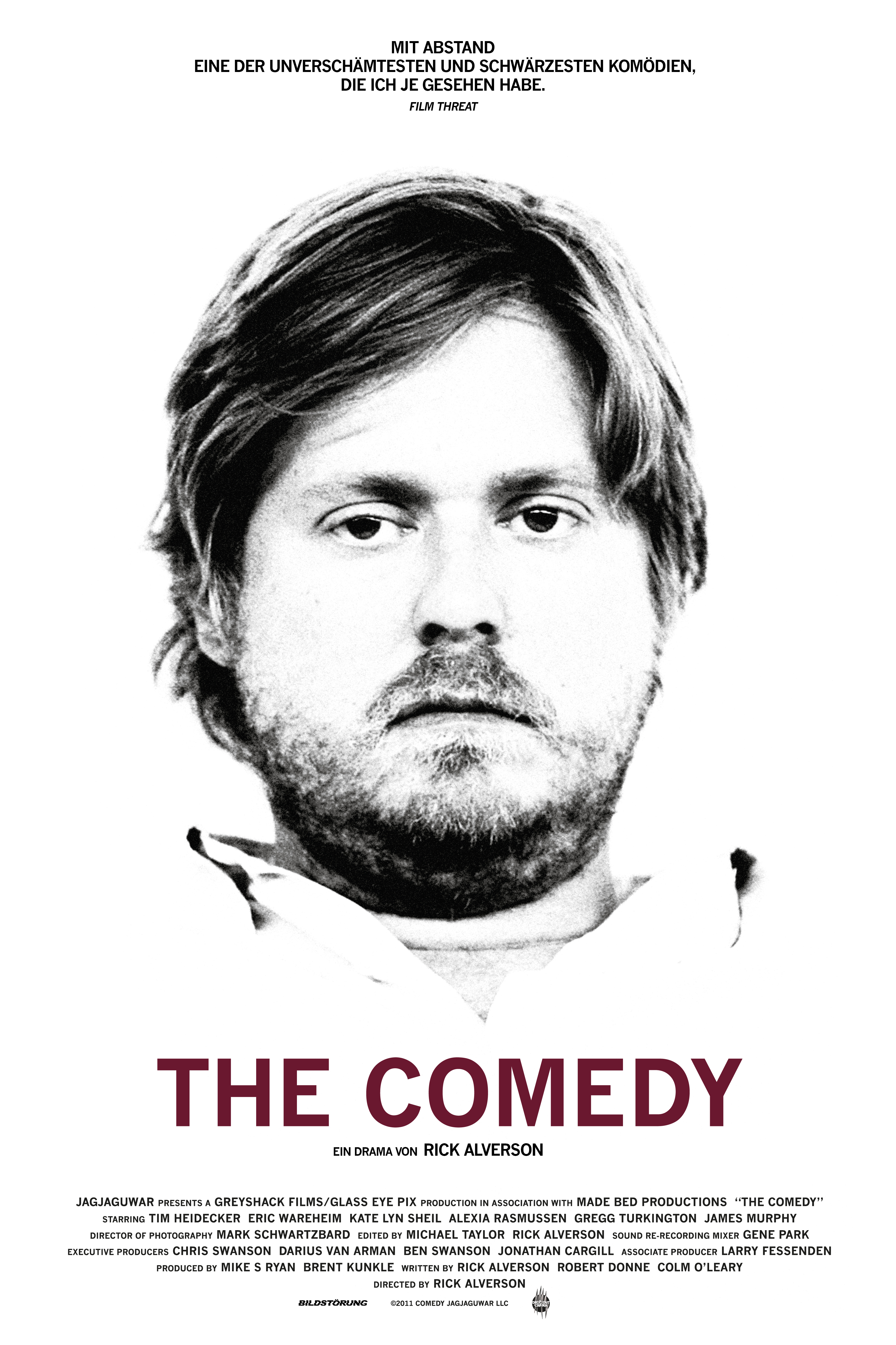 Poster The Comedy