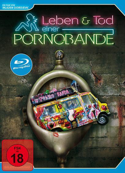 Pornobande BLU-RAY mit FSK
