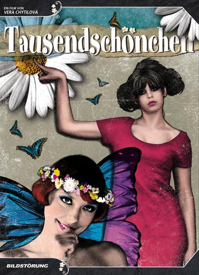 TAUSENDSCHÖNCHEN DVD