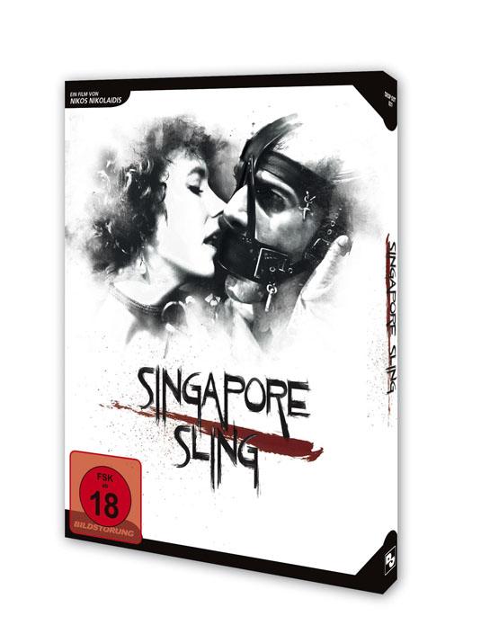 SINGAPORE SLING Packshot mit FSK