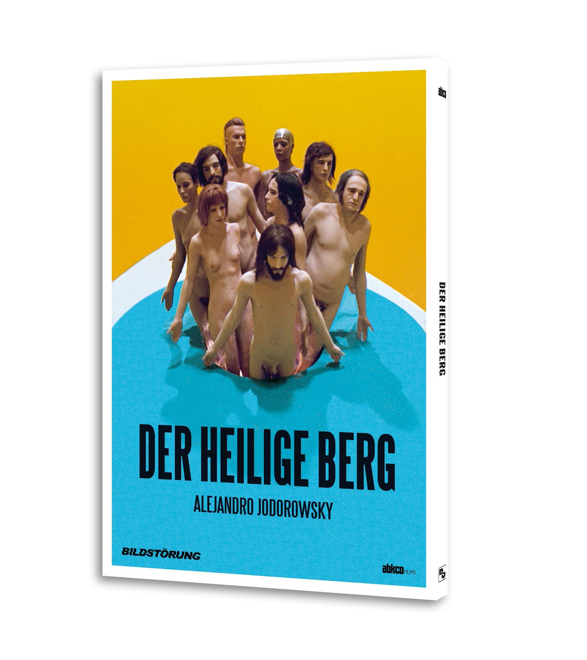 DER HEILIGE BERG Packshot