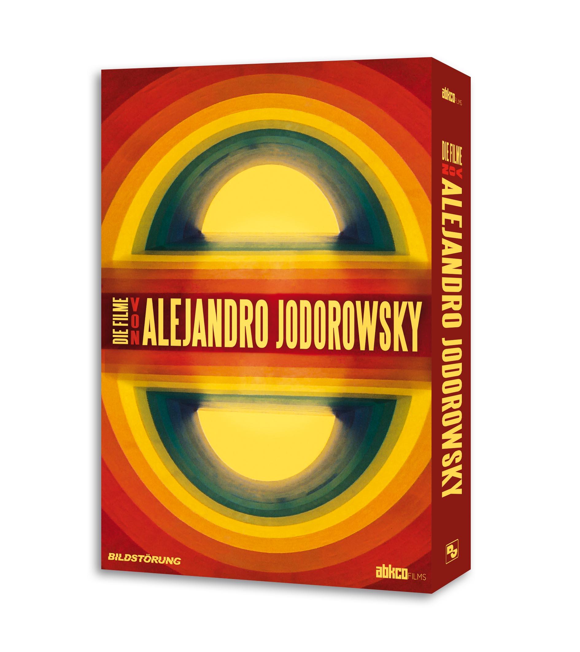 JODOROWSKY BOX Packshot