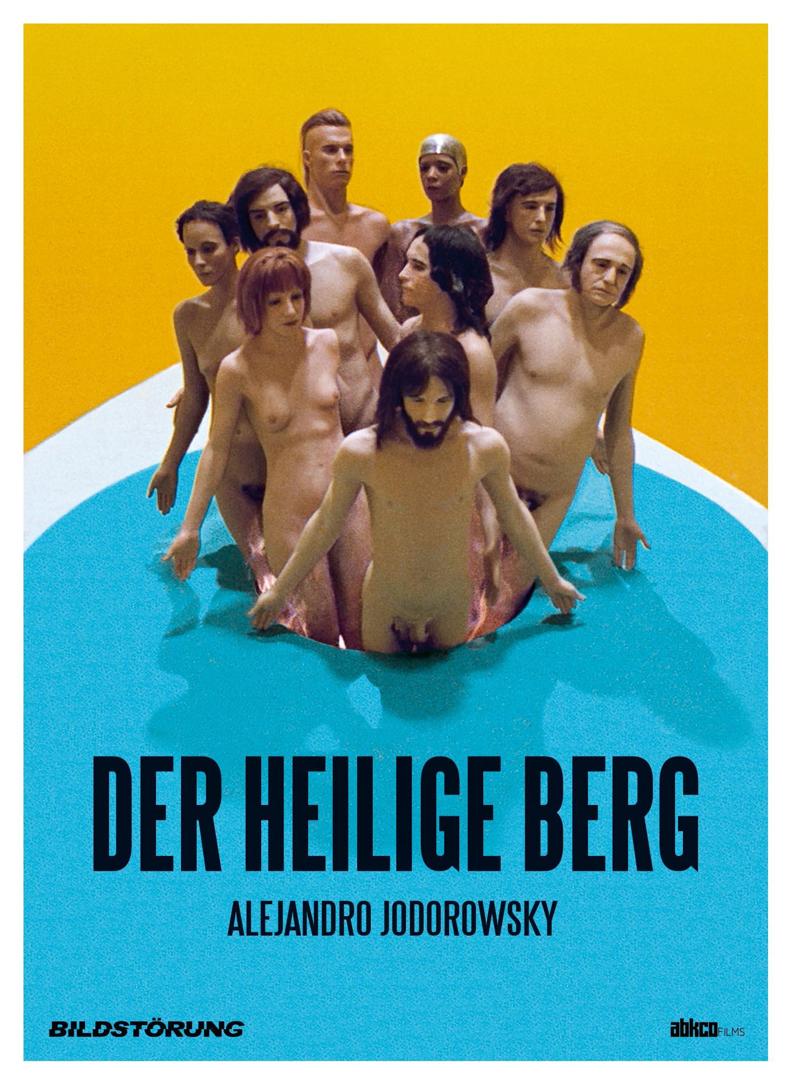 DER HEILIGE BERG Cover