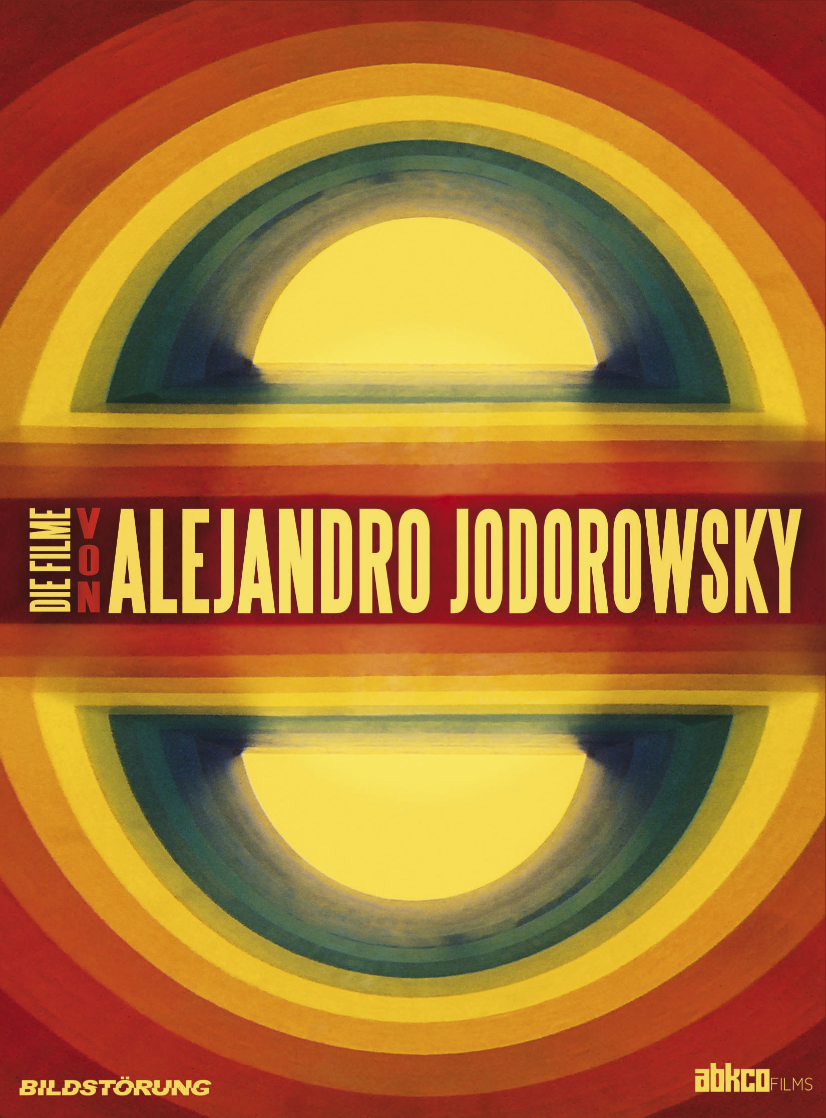 JODOROWSKY BOX Cover