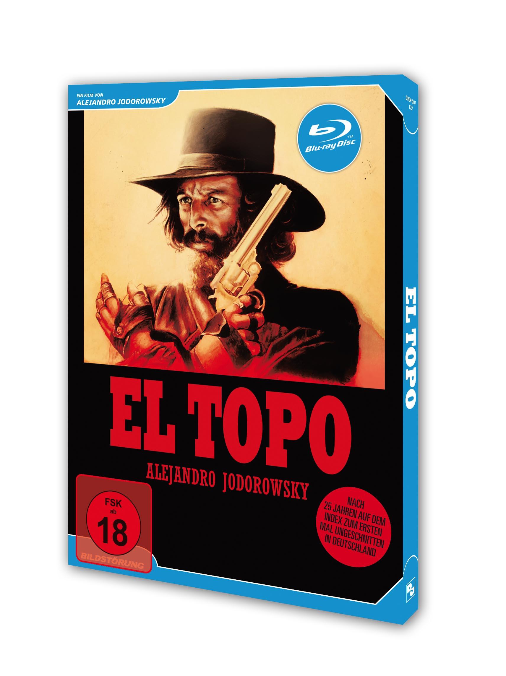EL TOPO Blu-ray Packshot
