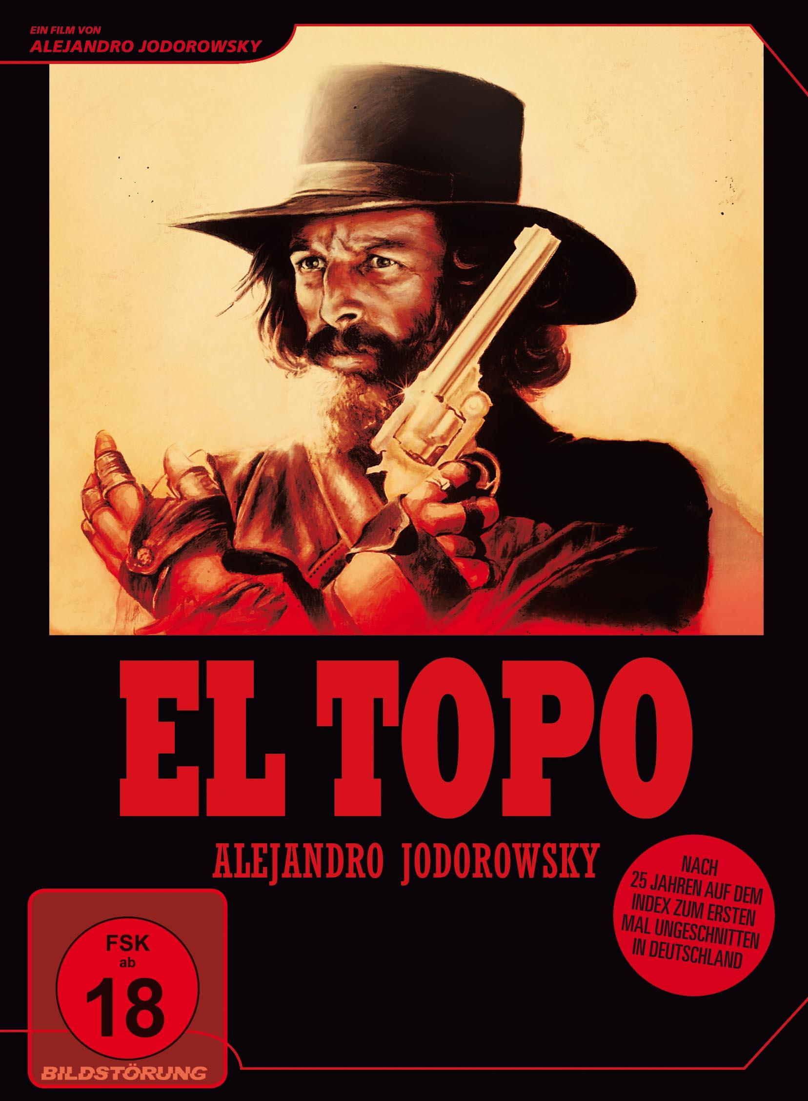 EL TOPO  DVD Cover