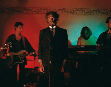 Szenenfoto-Die Band