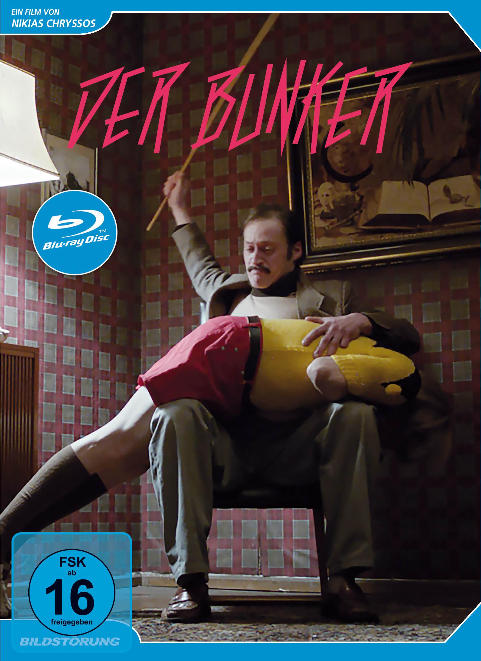 Packshot Blu-ray