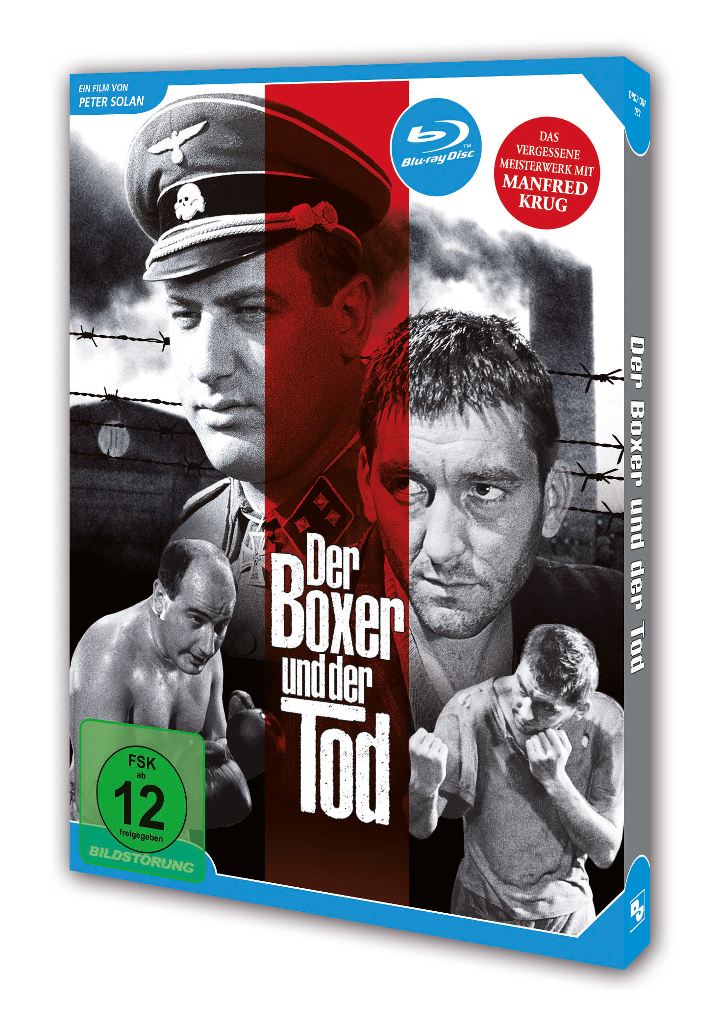 Blu-ray DER BOXER UND DER TOD 3D